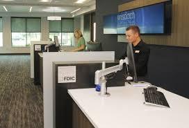 Washington Trust Bank Customer Service Washington Trust Bank Projects Highlight Concierge Concept Spokane