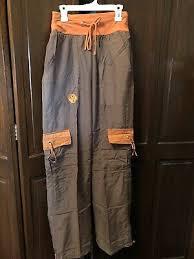 Zumba Samba Cargo Pants Medium 44 95 Picclick