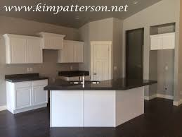 Paint Countertops White Grey Paint With White Cabinets Kitchen With White Cabinets And