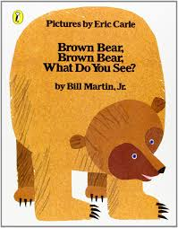 Image result for brown bear brown bear