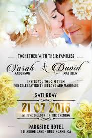 57 Examples Of Wedding Invitations Psd Ai Eps Free Premium