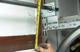 garage door shaftHow to Install a Single Torsion Spring Assembly