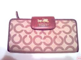 Coach Op Art Wallet   eBay