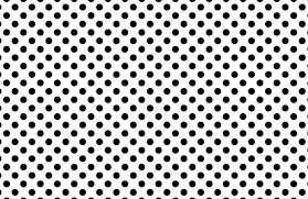 black and white polka dot wallpaper. Interesting Polka Blackpolkadotsdesignplainwallmurals With Black And White Polka Dot Wallpaper O
