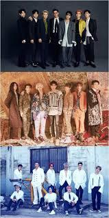 Kkbox Chart Tenasia Super Junior Tops Taiwans Kkbox Chart For 100th Week