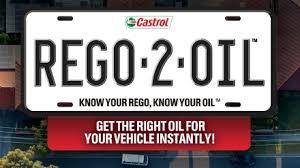 Castrol Oil Chart Castrol Engine Oil Lubricants Castrol Australia