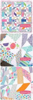May Chappell Lazy Sunday Quilt Pattern | Quilty | Pinterest | Lazy ... & Pinwheel Party Quilt Kit Featuring Rainy Day by Moda Fabrics. It's party  time. Quilt kit includes the Pinwheel Party Pattern, two Rainy Day Jolly  Bars and ... Adamdwight.com