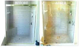 glass shower door installation cost installing a glass shower door install glass shower door how to