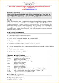 Cv Examples Administration Download Our Sample Of Personal Statement Cv Examples Administration