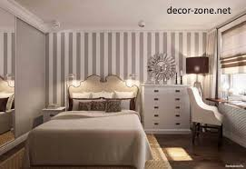 designs for master bedrooms. Stripped Bedroom Wallpaper Ideas, Master Wall Decor Designs For Bedrooms