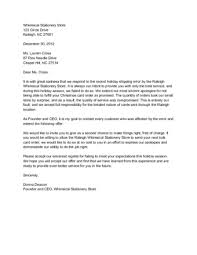 Sample Letter To Clients How To Write A Business Letter To Customers With Sample Letters