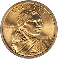 Sacagawea Gold Dollar Value Chart How Much Is A 2000 Gold Dollar Worth December 2019