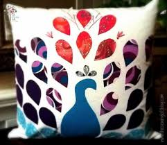 Pillow Patterns New Peacock Pillow Pattern Peacock Pillow Enchanted Makeovers
