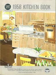 sears 1958 kitchen book cover