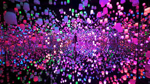 Tokyo Museum Of Light Teamlab Borderless Art Odaiba Art Museum Digital Art Art