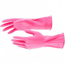 <b>Перчатки хозяйственные</b>, <b>латексные</b>, M Elfe оптом: купить на ...
