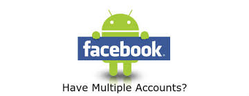 how to use multiple facebook accounts