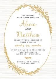 Wedding Invitatiins Wedding Invitations Match Your Color Style Free
