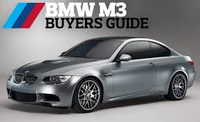 BMW M3 Buyer's Guide - Car and Driver