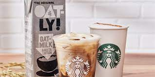 It me, your starbs fairy godmother. Starbucks Unveils Its Spring Menu And Releases Oat Milk Today