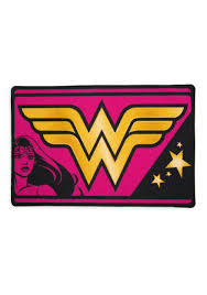 wonder woman 2 6 x 4 area rug