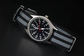 艾曼達精品視覺系 西門町潮店熱賣軍風pilot Style飛行風戰鬥機儀錶板造型石英錶nato錶帶 Fd