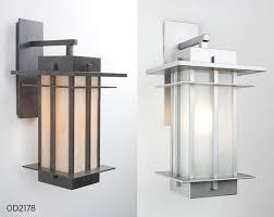 Contemporary Outdoor Lighting Adorable A Perfect Mix Of Craftsman And Contemporary Outdoor Lighting This