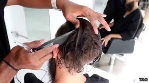 Mens Barbering Undercut Tutorial