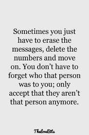 Move On Quotes Magnificent 48 Moving On Quotes To Help You Move On After A Breakup TheLoveBits