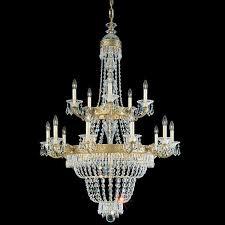 schonbek romanoff 15 5 light chandelier