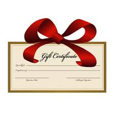 Shopping Spree Gift Certificate Template Shopping Spree Certificate Template Gift Certificate