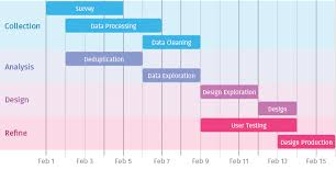 Gantt Chart - Charts - Data Visualization And Human Rights