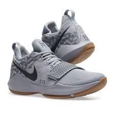 Nike Pg 1 Wolf Grey Cool Grey Light Brown Gum 00 6krckvvk Ho 10 Nike Mens Pg1 Wolf Grey Cool Grey Gum