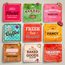 Label Design Free Food Label Designs Cute Food Labels Design Vector Free Vector In