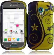 For Samsung Galaxy Exhibit T599 Hard ...