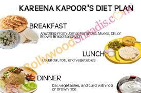 Kareena Kapoor Diet Chart For Size Zero Secrets Behind The Stunning Figure Of Kareena Kapoor Best
