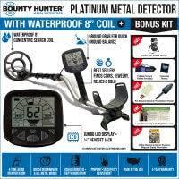 <b>Bounty Hunter Lone Star</b> Metal Detector | MetalDetector.com