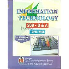 information technology questions and answers topic wise pac information technology 269 questions