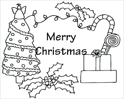 Printable Christmas Tree Free Christmas Tree Coloring Pages Ardeleanul Info