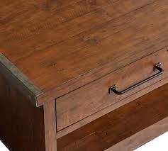 novato 54 reclaimed wood coffee table