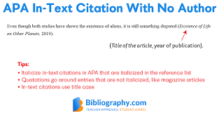 creating apa citations for s