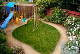 Kid Friendly Gardens landscape