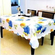 inch round vinyl tablecloth wonderful dining room top best table covers ideas on throughout ordinary 60