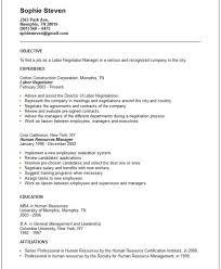 Labor Resume Example Musiccityspiritsandcocktail Com
