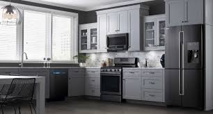 elegant gallery of brown kitchen cabinets with stainless steel