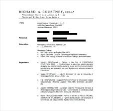 Lawyer Resume Example Cool Sample Resume Lawyer Sample Legal Resume Attorney Resume Format