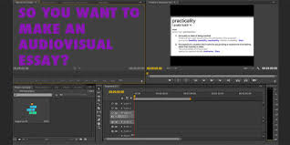 how to make video essays resources for teachers and students how to make video essays resources for teachers and students