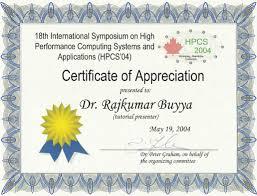 International Conference Certificate Templates Mandegar Info