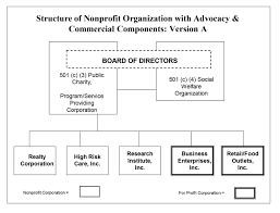 C Corporation Structure Chart Charities Lobbying 501 C 4 Organizations Hurwit