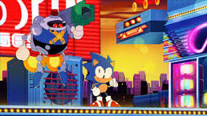 frame by frame sega s sonic mania intro directed by tyson hesse